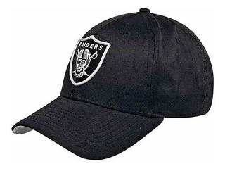 Gorra Oakland Raiders New Era 11182834 Negro Caballero T4