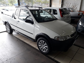 Fiat Strada Fire(c.est) 1.4 8v (flex) 2p 2006