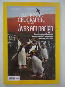 National Geographic #220 Aves Em Perigo