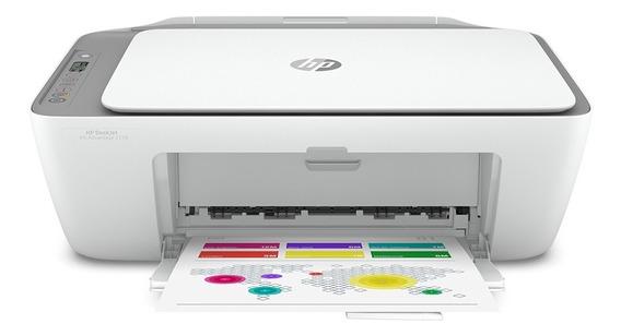 Impressora Hp Branca Deskjet 2776 Advantage Wi-fi Usb