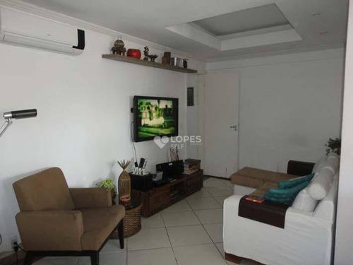 Apartamento Com 3 Quartos, 106 M² - Icaraí - Niterói/rj - Ap32519