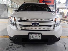 Ford Explorer 4.0 Limited V6 Sync 4x4 Mt 2012