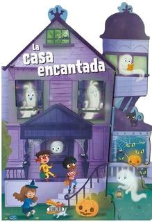 La Casa Encantada - Libro Infantil X1
