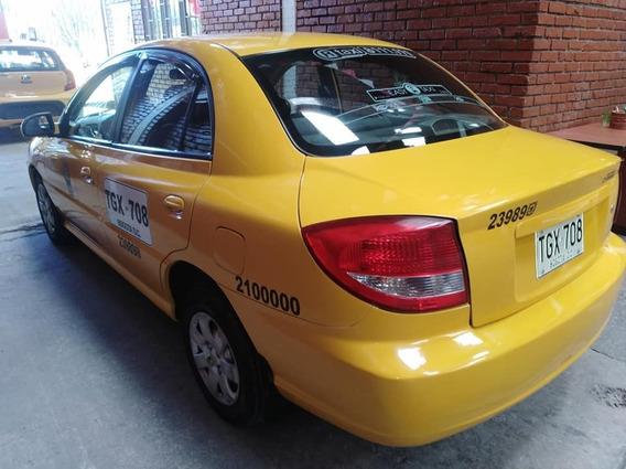 Taxi Kia Rio Ls 2013