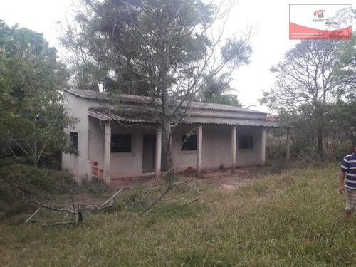 Chácara Para Venda Em Itu, Taquaral, 1 Dormitório, 1 Banheiro, 1 Vaga - 2096_1-1006139