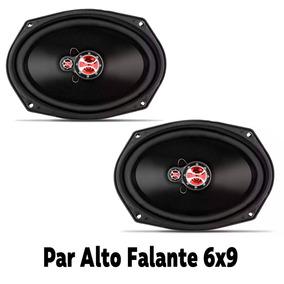 Alto Falante Classic Ao Campo Grande Ms 6x9 Foxer 200w Rms