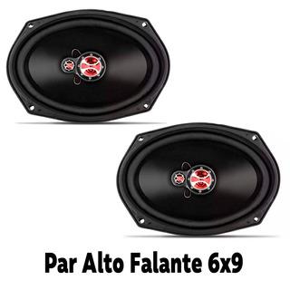 Alto Falante Classic Ao Campo Grande Rj 6x9 Foxer 200w Rms