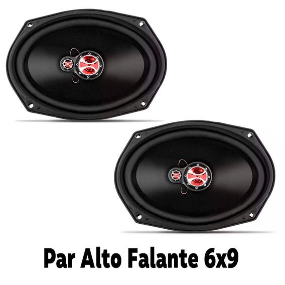 Alto Falante Classic Ao Campo Grande Rj 6x9 Foxer 140w Rms