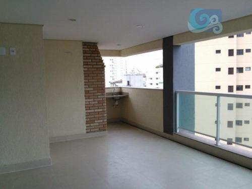 Imagem 1 de 21 de Apartamento À Venda - Praia Da Enseada - Guarujá - Ap3986