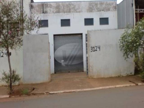 Barracão À Venda Em Parque Das Laranjeiras - Ba204392