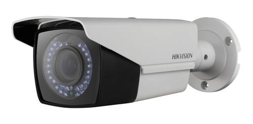 Imagen 1 de 5 de Camara Seguridad Varifocal Hikvision Infrarroja Hd 720p 1mp