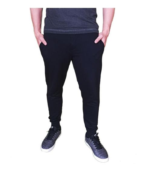 Calça Moletom Skinny Swag Masculina Mescla Promoção Hoje
