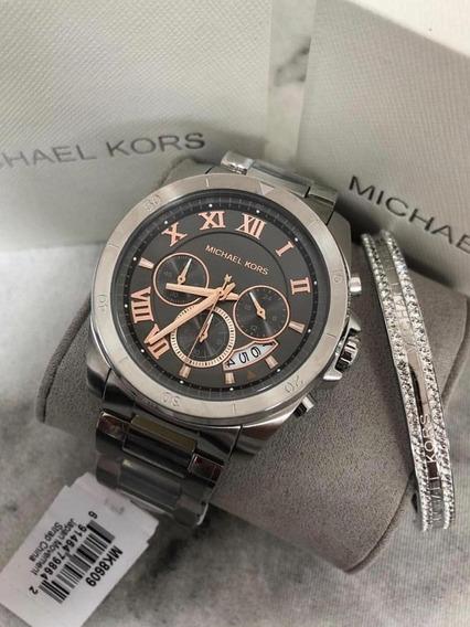 Relógio Michael Kors Mk 8609 Bradshaw