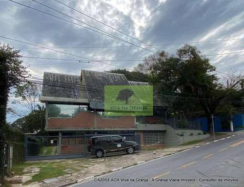 Imagem 1 de 30 de R. José Felix Oliveira - Casa Comercial - At 1.200m², Ac 508m², 3 Pisos, 17 Vagas - Ca2053