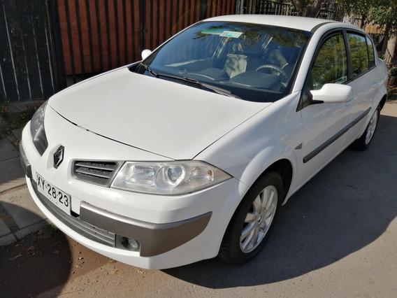 Renault Megane2 2007 1.6 Sedán