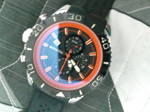 Relógio Technos Acqua Aqqua Mergulho Cronógrafo