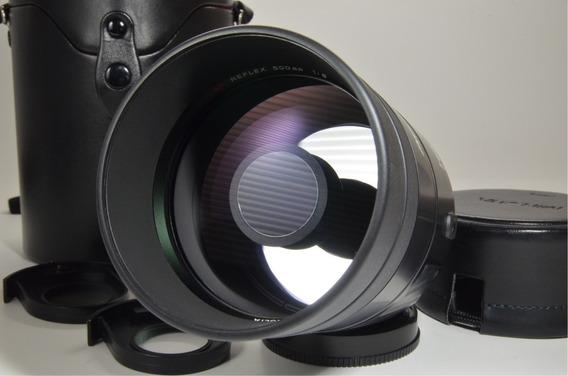 Lente Minolta/sony Af 500 F/8 Reflex Para Sony/minolta