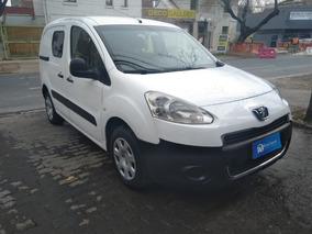 Peugeot Partner 1.6 2015 Unico Dueño