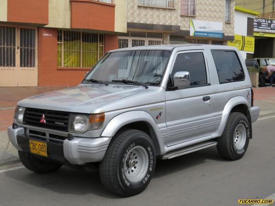 Mitsubishi Montero Mt 2600cc 4x4