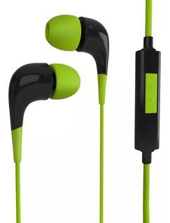 Auriculares Noblex Hpi09v In Ear Verde Manos Libres 3 Almoha