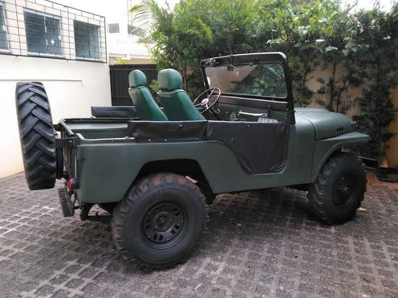 Jeep Willys 1966 Militar Cj5