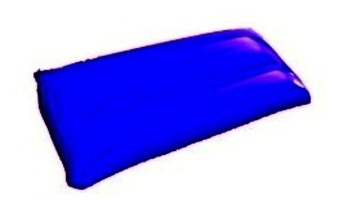 Posicionador Triangular Bio T Bioflorence  Inflável