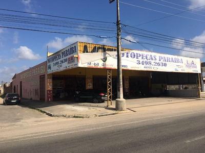 Galpão Comercial À Venda, Canindezinho, Fortaleza - Ga0010. - Ga0010