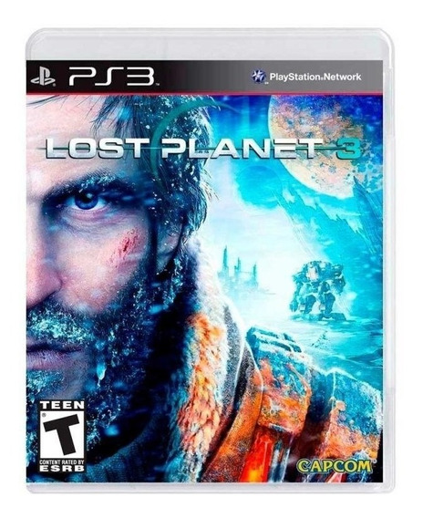 Jogo Lost Planet 3 Sobrevivência Playstation 3 Ps3 Novo