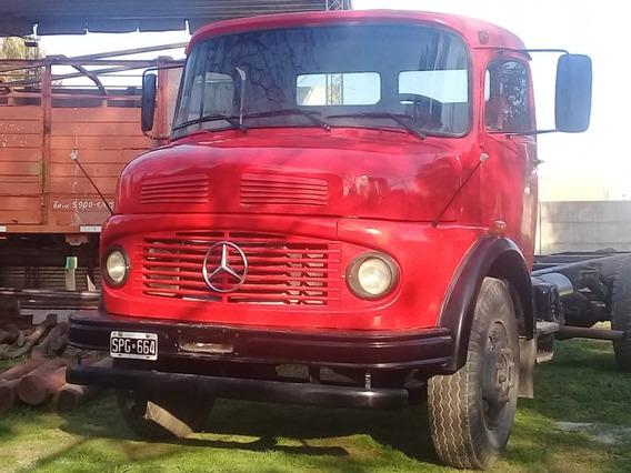 Camion Mercedes Benz 1114 Mod 82