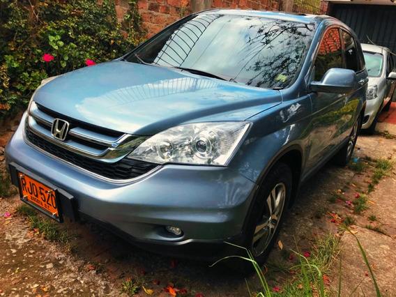 Honda Cr-v Exl Aut Refull