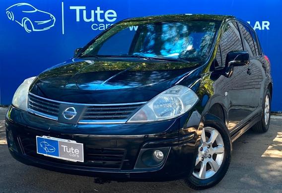 Nissan Tiida 1.8 Tekna 6mt Eduardo