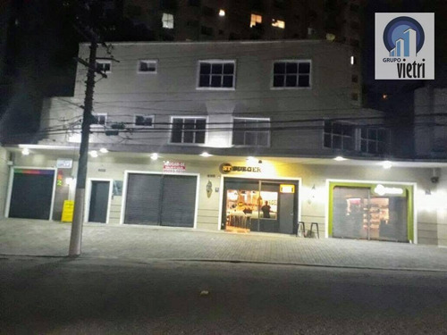 Loja Para Alugar, 120 M² Por R$ 11.900/mês - Vila Mascote - São Paulo/sp - Lo0031