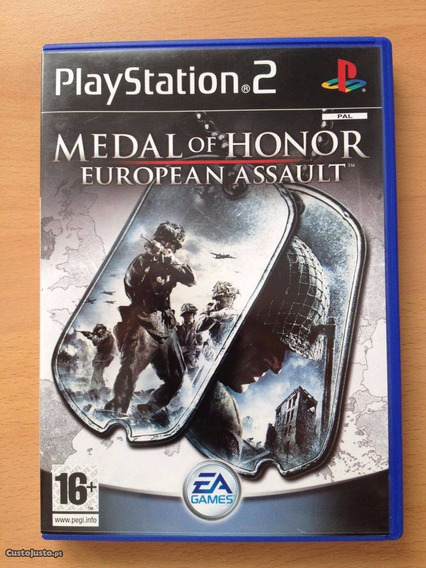 Medal Of Honor Europe Assault