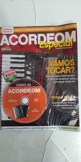Método Para Acordeon Coleção Especial Acordeon Nº02