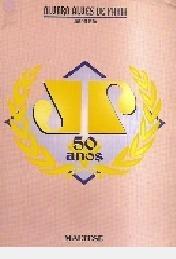 Jovem Pan 50 Anos /// Rádio. História. Álvaro Alves De Fa