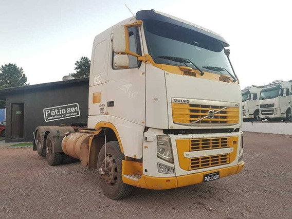 Volvo Fh 440 6x2 (globetrotter) 2011 Cavalo