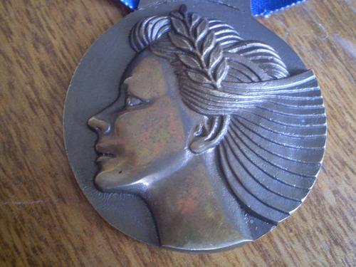 Medalla Bronce Masiso  Xiv Juegos Deportivos Hispan(carp35