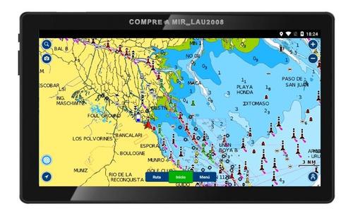 Carta Mapa Nautico P/ Android Celular Tablet Gps Envio Al @