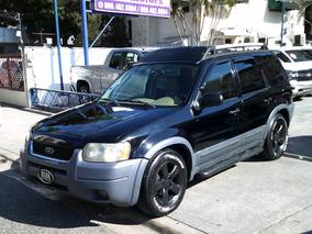 Ford Escape Xlt, 2003, 4x4, Gasolina Y Gas Tel.8296581155