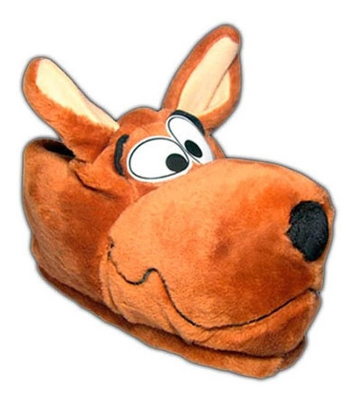 Pantuflas Scooby Doo Maskotas Art 176 28/36 Hermosos !!!!