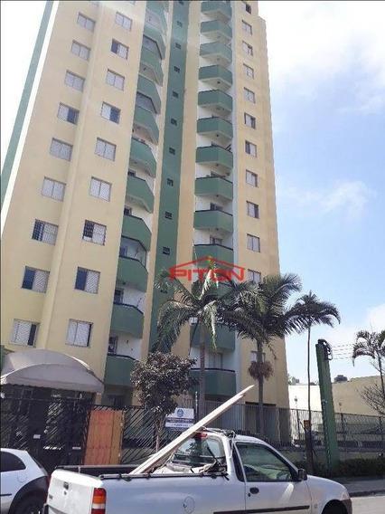 Apartamento Residencial À Venda, Penha, São Paulo. - Ap1489