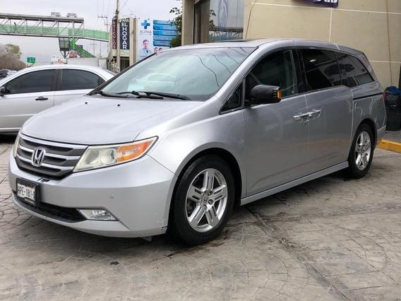 Honda Odyssey 2011 3.5 Touring Minivan Cd Qc Dvd At
