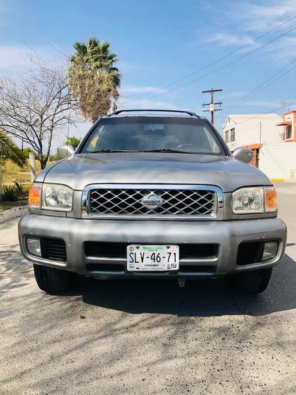 Nissan Pathfinder Blindada (blindaje Lll)6 Cilindros