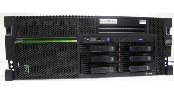 Ibm Power6 520 Express - 8203-e4a