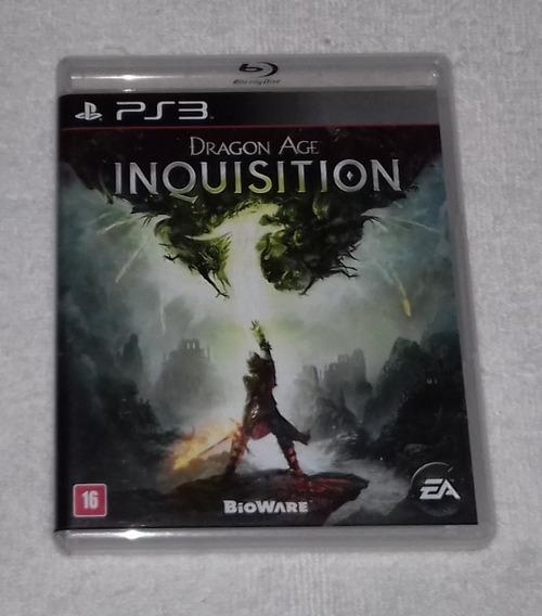 Dragon Age Inquisition Leg Portugues Ps3 * Frete Gratis Leia