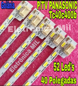 Barra De Led Nova Da Tv Panasonic Tc40c400b. 40 Polegadas