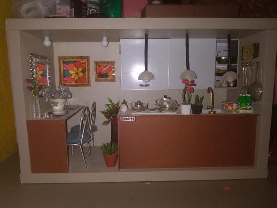 Miniaturas De Cozinha