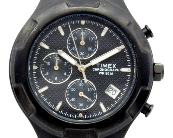 Relogio Timex Modelo Sr 927 W Cell - Water Resistant 50 Met