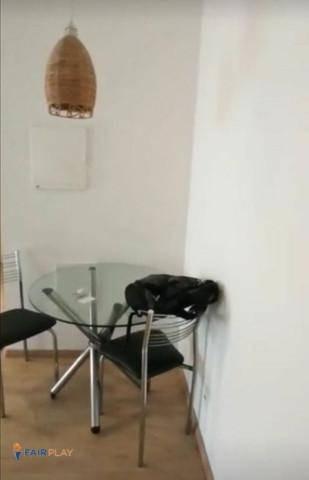 Apartamento 38m Mobiliado 1 Vaga Com Lazer Completo Na Chacara Santo Antonio - Ap5922