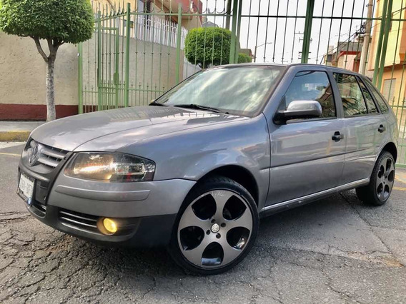 Volkswagen Pointer 1.6 Gt Paquete Bluetooth Mt 2009